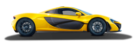 McLaren P1 Sports Ca PNG