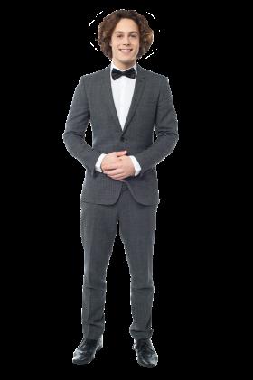 Men In Suit PNG