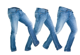 Men's BlueJeans PNG