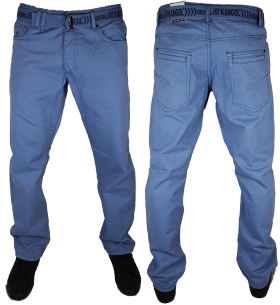 Men's Plain Jeans PNG