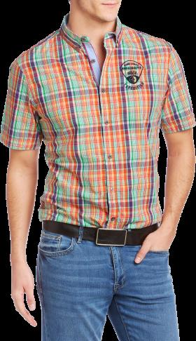 Men's Polo Shirt PNG
