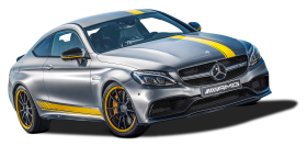 Mercedes AMG C63 Coupe Car PNG