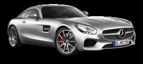 Mercedes AMG GT Luxury Car PNG