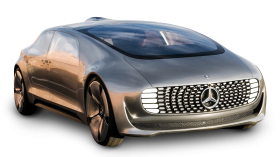 Mercedes Benz F 015 Luxury Car PNG