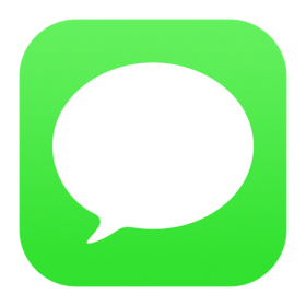 Messages Icon iOS 7 PNG
