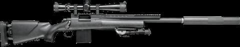 Metal Sniper PNG