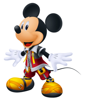 Mickey  King PNG