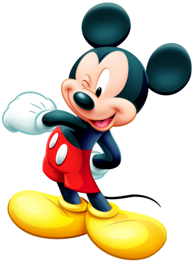 Mickey  Mouse 2 PNG
