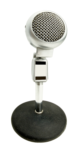 Microphone PNG