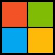 Microsoft Logo Icon PNG