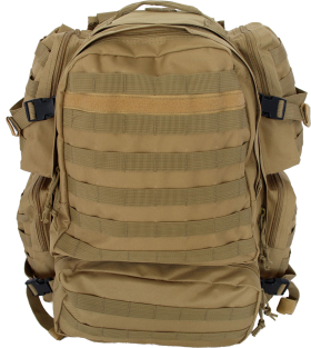 Military Tactical Sling Bag Pack PNG