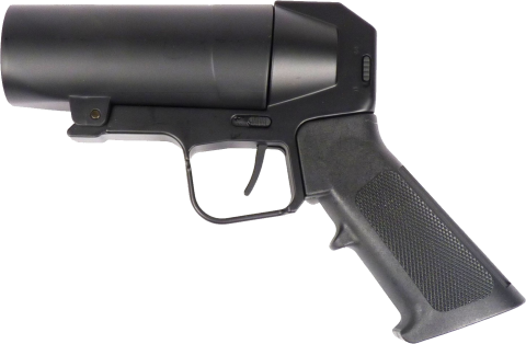 Mini Grenade Launcher PNG PNG