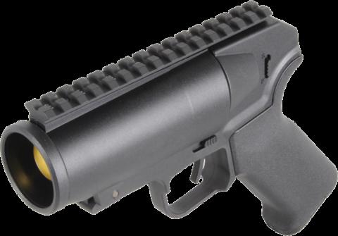 mini grenade launcher PNG