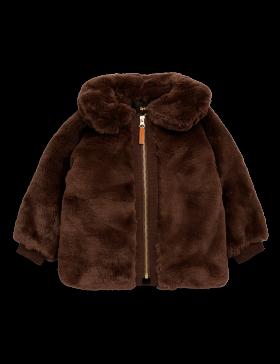 Mini Rodini Faux Fur Jacket PNG
