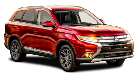 Mitsubishi Outlander Cherry Car PNG