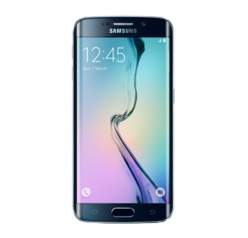 Samsung Galaxy S6 Edge Black PNG