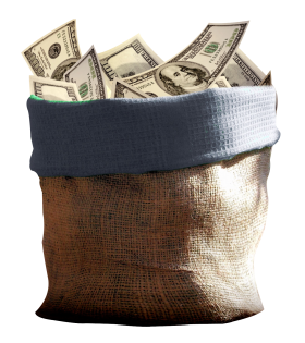 Money Bag PNG