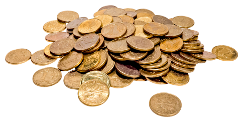 Money Coins PNG