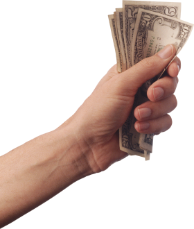Money's  On Hand PNG