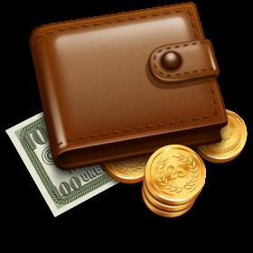 Money's  Purse PNG