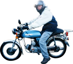 Moped PNG