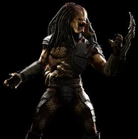 Mortal Kombat Predator PNG
