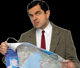 Mr. Bean | Rowan Atkinson PNG