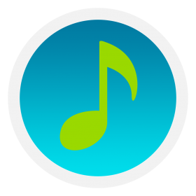 Music Icon Galaxy S6 PNG