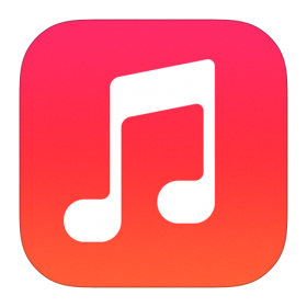 Music Icon iOS 7 PNG