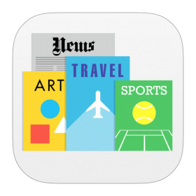 Newsstand Icon iOS 7 PNG