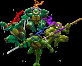 Ninja Turtle's PNG