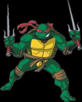 Ninja Tutle Raphael PNG