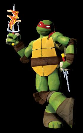 Ninja Tutle Raphaelo PNG