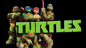 Ninja Tutles  Logo PNG