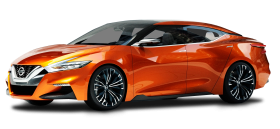 Nissan Sport Sedan Car PNG