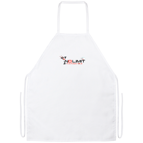 No Limit Pub  White Apron PNG