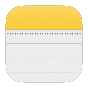 Notes Icon PNG