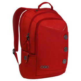 OGIO SOHO WOMEN'S BACKPACK – RED PNG