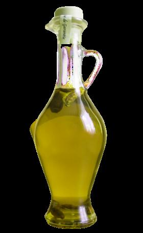 Olive Oil Bottle PNG