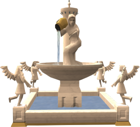 Ondine Fountain PNG