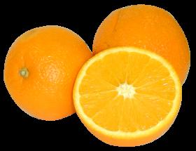 Orange Half PNG