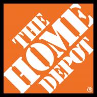 Orange HomeDepot Logo PNG