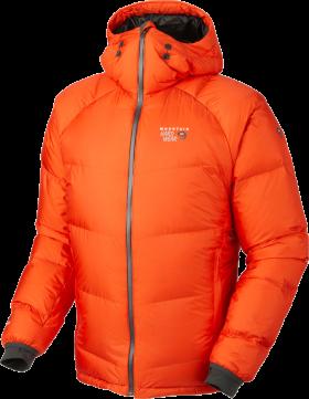 Orange Jacket PNG