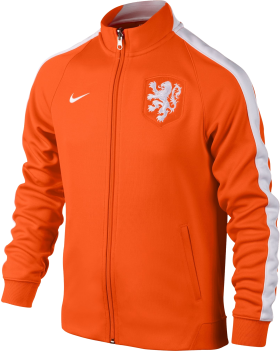 Orange Jacket PNG