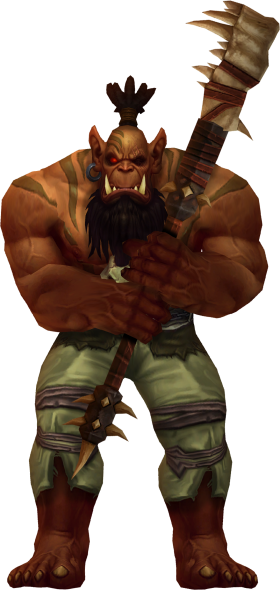 Orc PNG