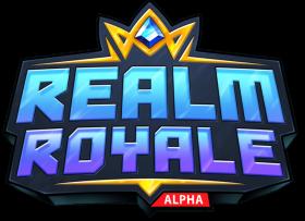 Paladins Realm Royale Logo PNG