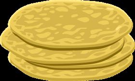 Pancake, PNG