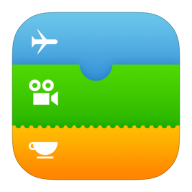 Passbook Icon iOS 7 PNG
