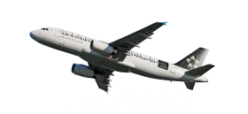 Passenger Airplane PNG