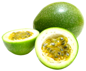 Passion Fruits slices PNG